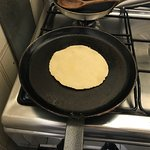 Handmade Fresh Corn Tortillas Gluten Free, and they are Epic