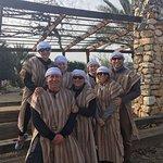 Family at Kfar Kedem