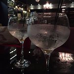 Two Silent Pool gins please - that'll do nicely!