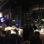 Kveld på Ypsilon Bar og Mat