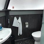 Glass Igloo Bathroom
