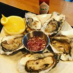 Oysters served all day