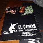 EL Caiman Foto