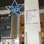 Photo de Blue Star Diner