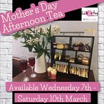 Treat Mum to something special this Mothers Day with our special Mothers Day afternoon tea menu