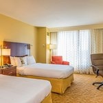 Double/Double Guest Rooms