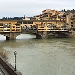 View of the Ponte Vechio