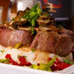 Our Filet Mignon undergoes an extended aging which brings out the steak's exquisite flavor.