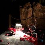 "St Valentin ""on the rocks""! Seuls au monde!!!!"