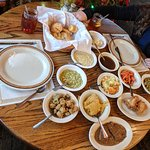 Very good Southern cuisine!