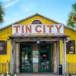 Tin City - Shops & Restaurants