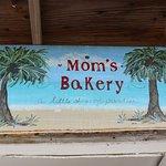 Mom's Bakery, next to Santana's.