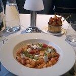 Gnocchi & Mozzarella & Triple Cooked Chips
