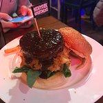 صورة فوتوغرافية لـ newyork apartment burger
