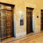 Tower elevators