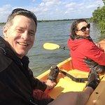 Kayaking at Pelican Lake