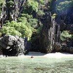 Secret Lagoon Beach Foto
