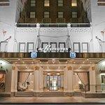 Stay in the heart of Midtown Manhattan near Rockefeller Center