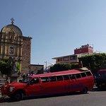 tour on chile bus!