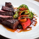 Charred beef from our new summer menu