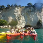 Photo of Cathedral Cove Kayak Tours