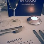Foto di PANORAMA Restaurant, Bar & Lounge