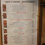 Bild från Arte y Cocina Restaurant