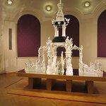 Im Porzellanmuseum der Manufaktur