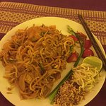 Good pad Thai .. love it