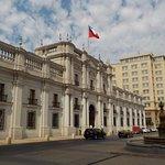 Foto de Free Walking Tour of Santiago