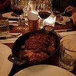 Rib eye steak 800grams
