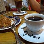 Café com sobremesa