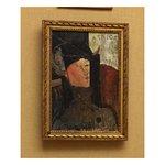 Amedeo Modigliani, Portrait de Beatrice Hastings, 1916