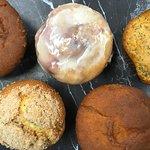 Assorted Classic, Gluten-Free, & Vegan Muffins
