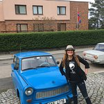Martina Your driving guide in Prague