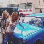 Trabant tour in Prague