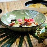Restaurante vegano con técnicas y sabores de vanguardia 100 % mexicano.