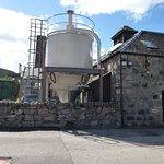 The malt funnel