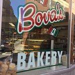 24/7 bakery and a sandwich shop next door