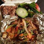 Spicy Eggplant Dinner Combo (to go)