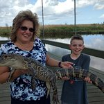 Photo de AirBoat Rides at Midway
