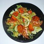 Salade aux poulet Tandoori