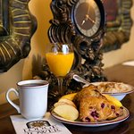 Breakfast Included with your stay!