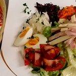 Lecker Chef-Salat :)