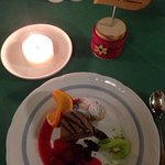 An absolutely first class dining experience at Kramerwirt Mayrhofen. Top marks to the Kroll fami