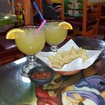 Margaritas version Fiesta Mexicana