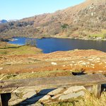 2018-02-25 L Noble Carlisle Loughrigg Fell Rydal water