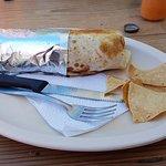 Photo of CRAZY KING Burrito