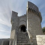 Minčeta fortress - the highest point of the walls. Join our City Walls tour for the best views!