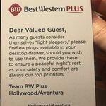 Foto de Best Western Plus Hollywood/Aventura